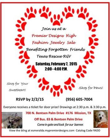 February 2015 Fundraiser
