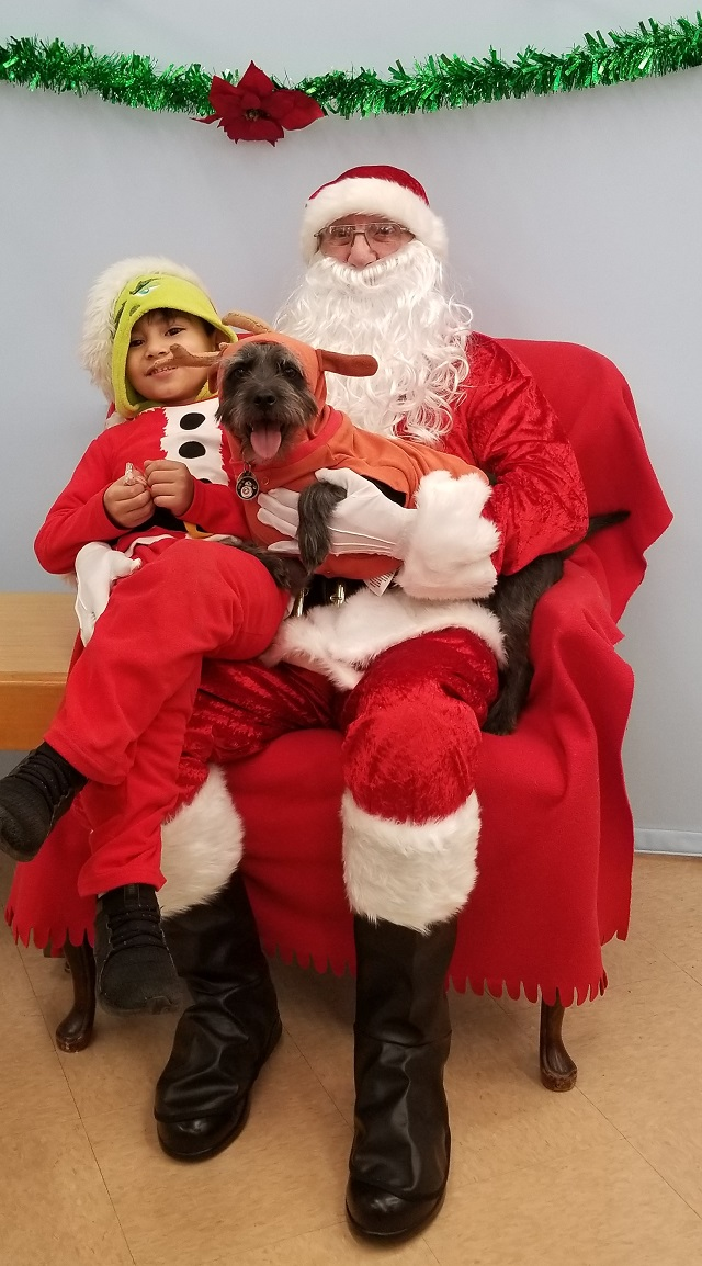 Christmas at PETCO 2018